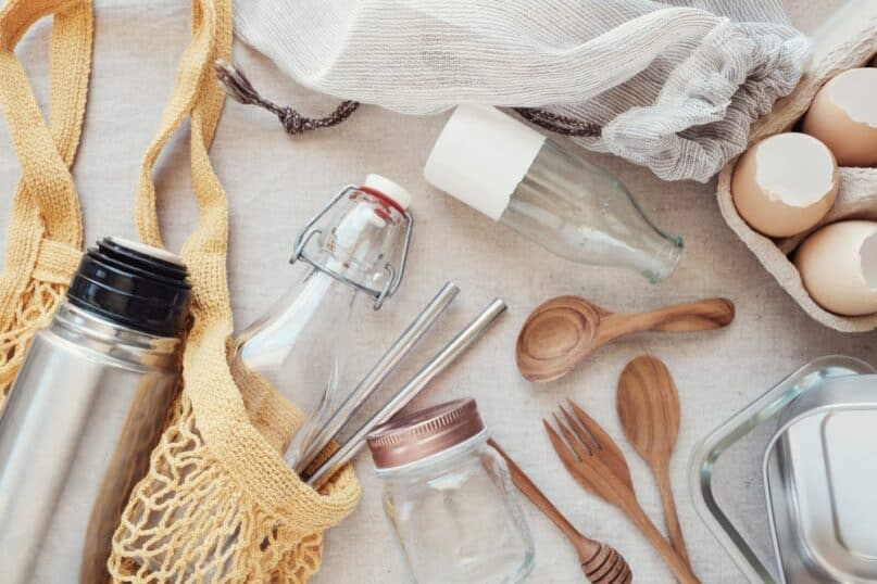 Simple Ways to Live With Less Plastic and Help the Environment